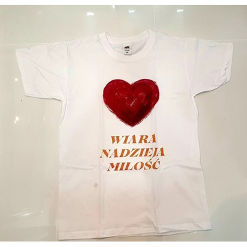 Koszulka  damska ,męska roz . XS,S,M,L