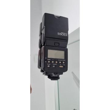 Lampa Canon Speedlite 550