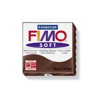 FIMO soft - czekolada, 56g