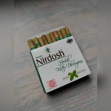 Nirdosh ziolowe papierosy bez nikotyny