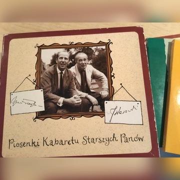 Piosenki z Kabaretu Starszych Panów 5cd