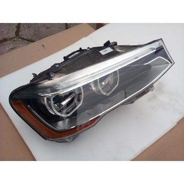 BMW X4 X3 F25 F26 Lampa Prawa Adaptive LED USA