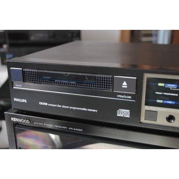 Philips CD 350-audiofilski odtwarzacz zTDA 1540!