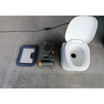 Toaleta THETFORD C-200S obrotowa + Drzwiczki *