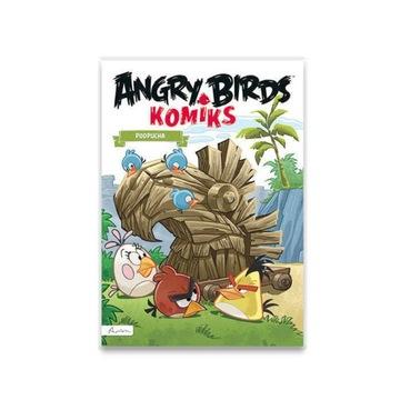 komiks Podpucha seria Angry Birds