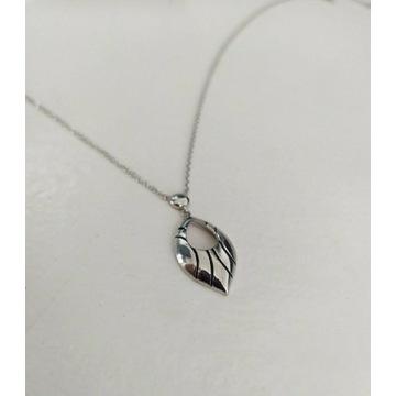 Naszyjnik YES srebrny 925 NOWY z metką biżuteria