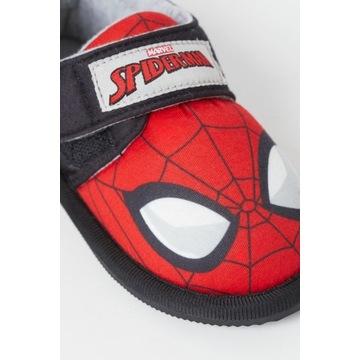 H&M spiderman kapcie domowe
