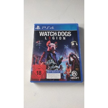 Watch dogs legion PS4 PS5