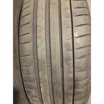 2szt Michelin Pilot Sport 4 225/45 ZR 18 91W