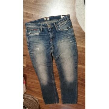 Spodnie dżinsowe tommy hilfiger roz XL 36