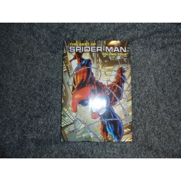 Best of Spider Man vol 4 OHC