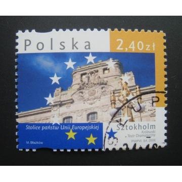 4125 Sztokholm Stolice UE