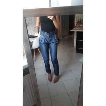 Spodnie z kolekcji Trussardi Jeans