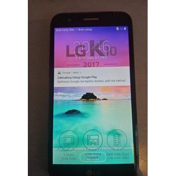 LG K10 2017 Nowy bez simlocka