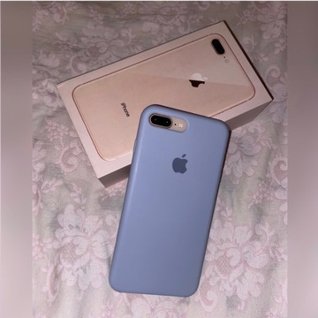 iPhone 8 Plus GOLD 64gb oryginalne GRATISY!!!
