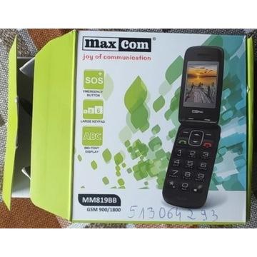 Telefon MaxCom MM819BB