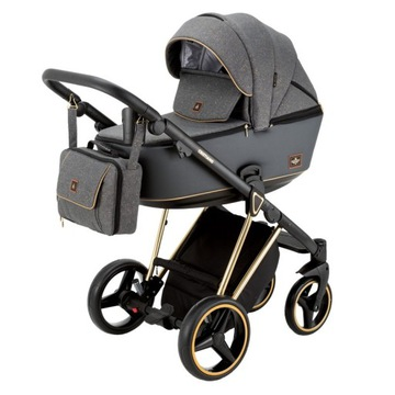 Wózek ADAMEX CRISTIANO Special Edition 2w1 CR468