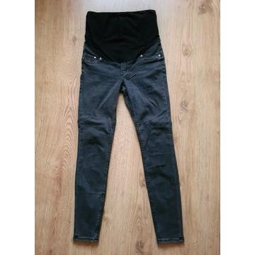 Spodnie ciążowe MAMA super skinny jeans