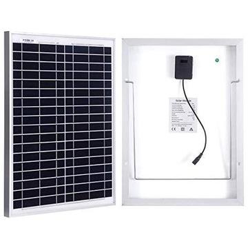 Panel solarny 20W przewód 5 m