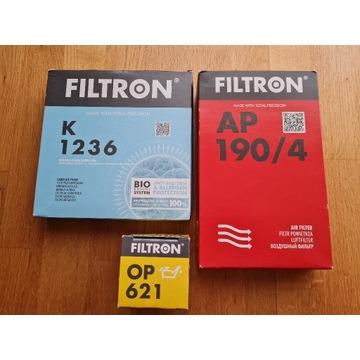 Zestaw filtrów Suzuki Swift, OP621, AP190/4, K1236