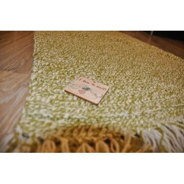 """Komfortowy dywanik """"Pole dojrzałego lnu"""""""