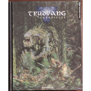 Trudvang Chronicles Game Master's Guide i Screen