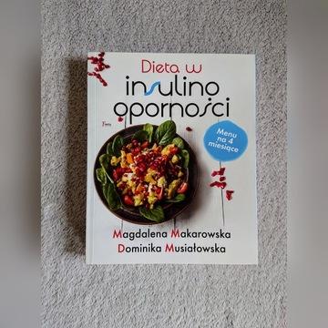 Książka Dieta w Insulino Oporności