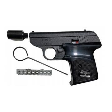 Pistolet hukowy, START 2, 6mm,Odstraszacz ZWIERZĄT