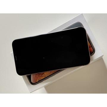 IPhone XS Gold 64 GB, skórzane etui GRATIS