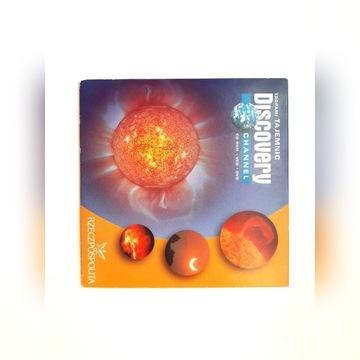 Discovery encyklopedia gra quiz film Wszechświat