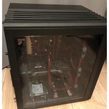 Komputer dla gracza Intel i7 Titan X 16GB RAM 1TB