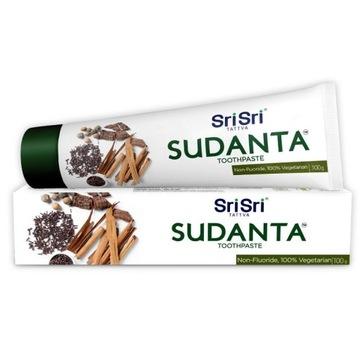 Sudanta- pasta do zębów wege