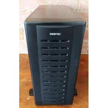 Komputer Chieftec Core 2 Duo E8200 SSD+HDD WIN10