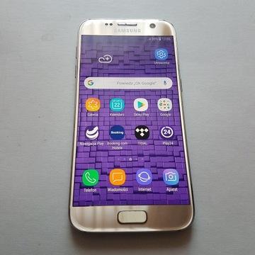 Samsung Galaxy S7 gold 4/32GB nowy wyświetlac+grat