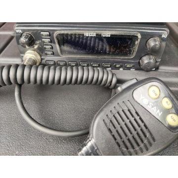 CB radio Yosan mj 3031m Turbo z anteną ML 145