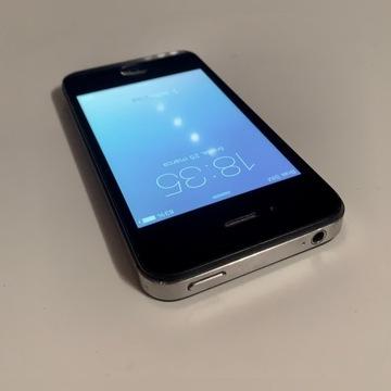 Apple iPhone 4S 8GB sprawny zestaw iOS 8.4.1