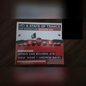 A State of Trance Episode 600 Armin van Buuren