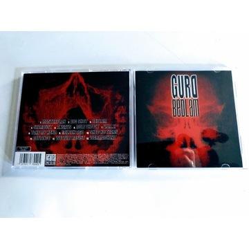 "GURD - ""BEDLAM""  CD"
