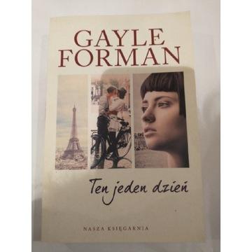 Ten jeden dzień- Gayle Forman