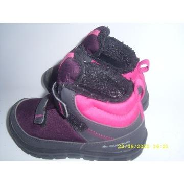 Buty zimowe Quechua 28 OKAZJA! Nowe 90 zł