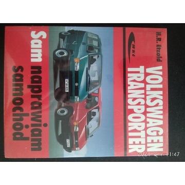 Książka Sam naprawiam Volkswagen Transporter
