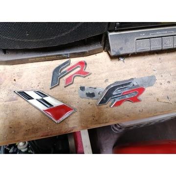 Emblemat Seat Leon