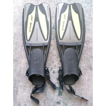 Płetwy Scubapro Fins Yellow rozmiar S