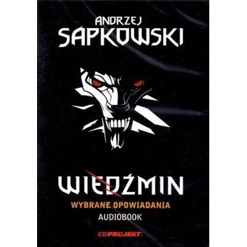 Wiedźmin Trylogia Husycka audiobook mp3 OKAZJA !!!