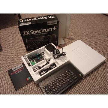 Sinclair ZX Spectrum + 48kB w pudełku, BOX