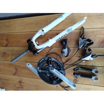 Części rowerowe SHIMANO