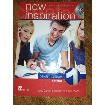 New Inspiration 1 Podręcznik do angielskiego