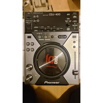 Pioneer CDJ400 x2
