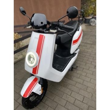 NIU N-GT elektryczny skuter