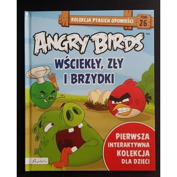 Książka Angry birds Wściekły, zły i brzydki tom 26